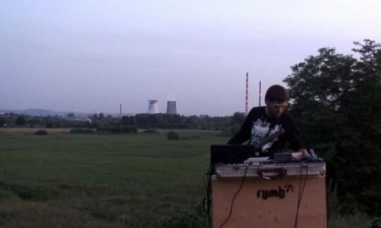 Tropajn live Artboom Kraków 2011